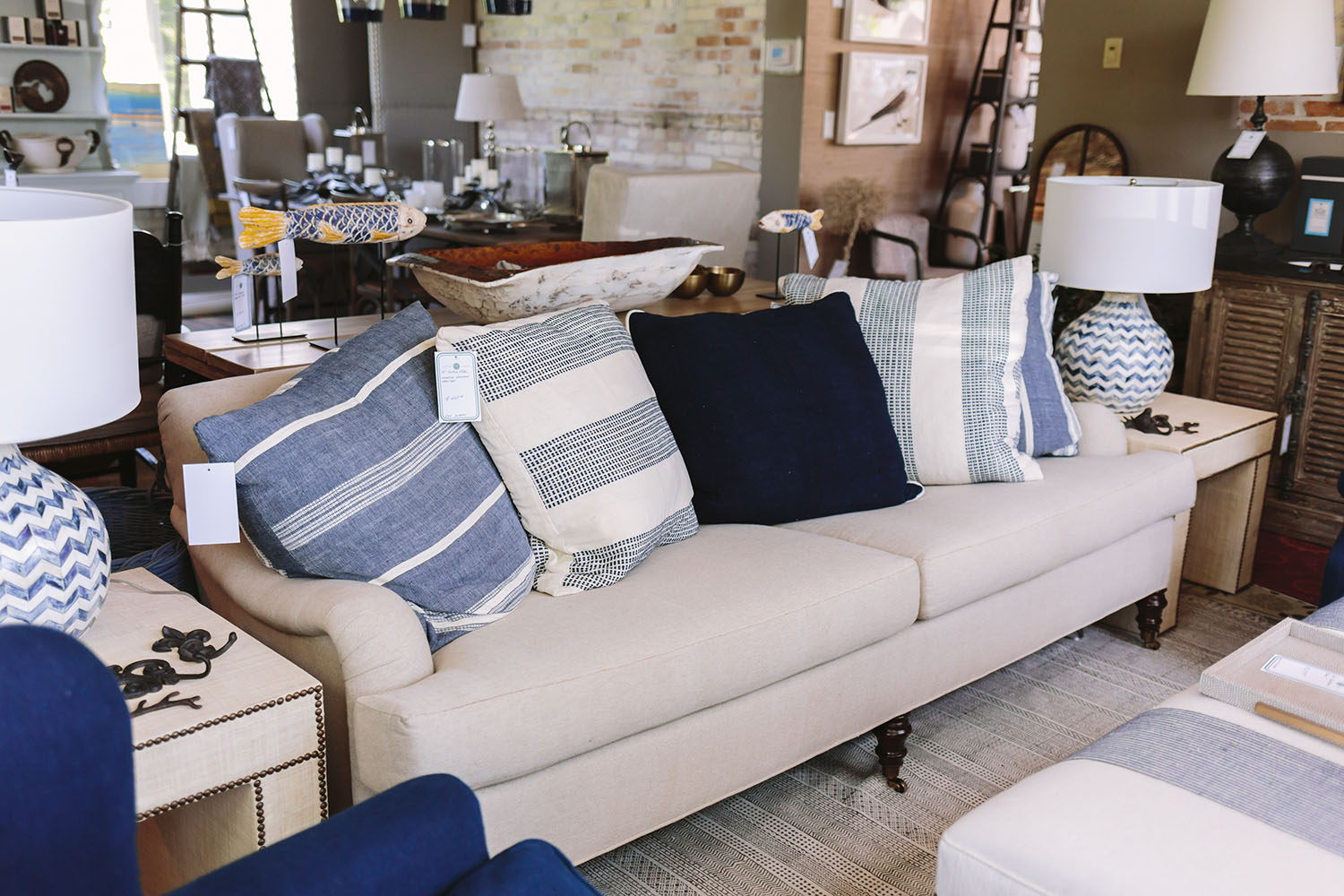 Distinctive Style At The Cedar Creek Interiors Showroom